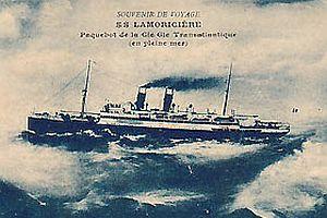 1942'de batan Fransız gemisi bulundu.19119