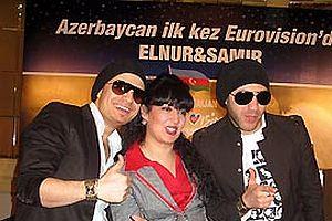 Azerbaycan ilk defa Eurovision'a katılacak.20205
