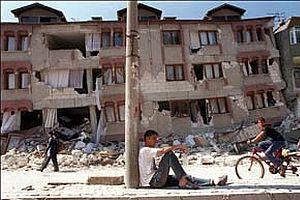 İstanbul'un deprem riskli 10 ilçesi!.27130