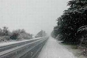 Ulaştırma Bakanlığı'nda kar alarmı.11380