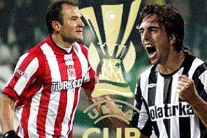 Kartal ve Sivas UEFA aşkına.21215