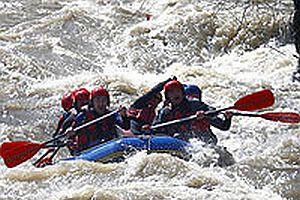 Dicle'de rafting heyecanı.25298