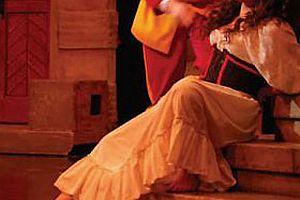 Carmina Burana operasının bale versiyonu.12888
