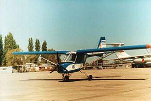 Ukrayna'da uçak düştü: 2 ölü.11952