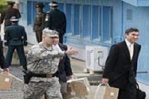 Amerikalı diplomat, Kore'nin nükleer sırlarını aldı.12467