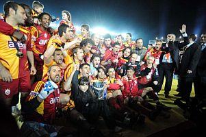 Galatasaray �ampiyon oldu!.20025