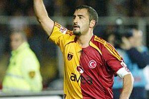 Takımın en eğlencelisi Hasan Şaş.15094
