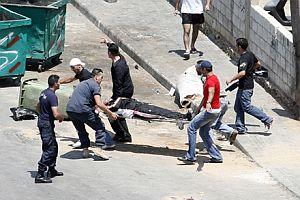 Lübnan'dan tahliye edilen 14 Türk geldi.21088