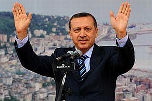 Türkmenler Başbakan Erdoğan'ı bekliyor.14657