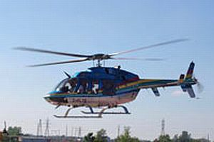 Helikopter ambulanslar hayat kurtaracak.9429