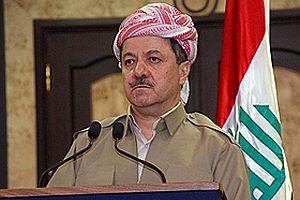 Barzani'den saldırıya kınama.17161