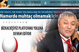Tuncay Özkan televizyonu sattı ama yine bağış istiyor.18937