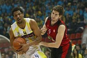 Fenerbahçe yarı finalde.13640