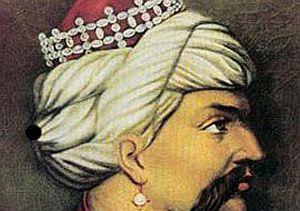 Takı sergisinde Yavuz Selim'e saygısızlık.18766