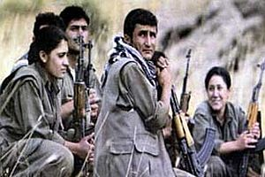 Rus televizyonundan PKK propagandası.19545