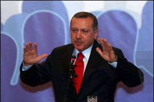Erdoğan, Sağlar'a 50 bin YTL'lik tazminat davası açtı.10630