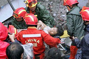 7,8'lik Sichuan depreminde binlerce kişi öldü FOTO.22177