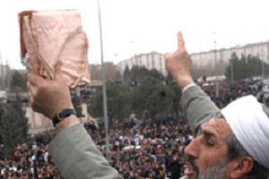 DTP'li provokatör imam hapis cezasına çarptırıldı.11480