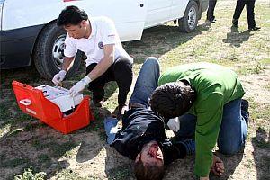Erzincan �niversitesi'nde kavga: 2 ��renci yaraland�.21368