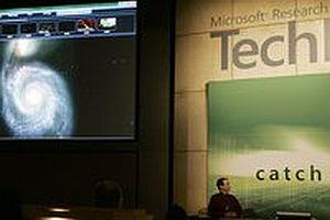 Microsoft'tan sanal teleskop hizmeti.10455