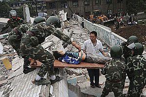 Mianyang'daki ölü sayısı 5 bin 430'a çıktı.28213