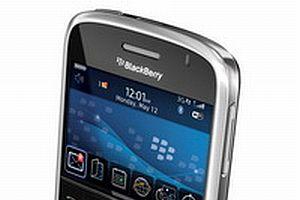 HSDPA'yı destekleyen ilk BlackBerry.15569