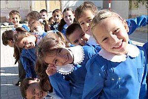 İlköğretim okullarında kayıtlar bugün başladı.27171