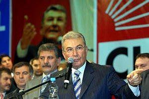 CHP lideri Deniz Baykal: Eziklik içinde değiliz!.15065