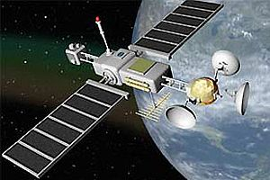 TÜRKSAT 3A uydusu ile 200 TV kanalı açılabilir.17109