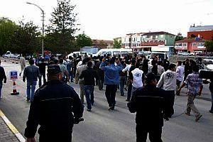 Erzincan Üniversitesi'nde öğrenciler arasında gerginlik.18492