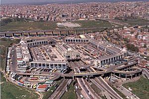 İstanbul'a 3 şehirlerarası otobüs terminali yapılacak.23730