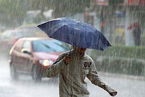 Yağmur Bursa'yı felç etti.12524
