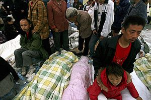 Çin'de 10 milyon kişi mağdur oldu.22732
