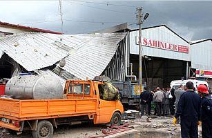 Ankara Çubuk'ta patlama: 2 ölü.20349