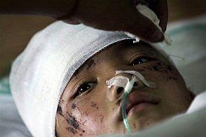 Çin'de ilk ve ortaöğretimde okuyan binlerce çocuk öldü.11216