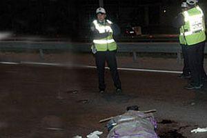 Edirne'de trafik kazası: 1 ölü, 4 yaralı.9411