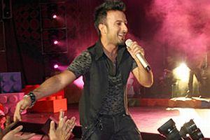 Tarkan'ın Kayseri konseri.13731