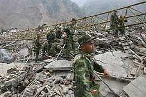 Çin'de ölü sayısı 32 binin üzerine çıktı.20880
