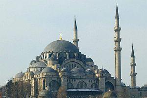 Süleymaniye Camii'ndeki kodlar.11220