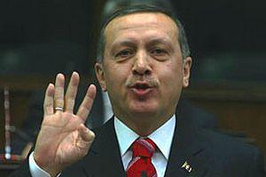 Başbakan'a 'Dünya Barış Girişimcisi Ödülü'.9822