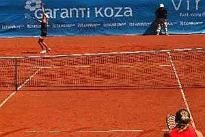 İstanbul Cup 2008'de ilk gün sonuçları.17488