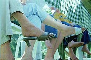 Bacak uyuşmasına karşı dikkat.16592