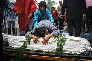 Çin'de ölü sayısı 70 bine yaklaştı.21049