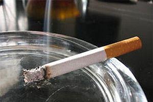 Emniyet, sigara yasa��n� te�kilata bildirdi.12314