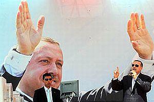 Erdoğan, Eskişehir'de TOKİ kura çekimine katıldı.14193