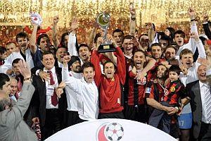 Eskişehirspor, Turkcell Süper Lig'e yülseldi FOTO.25377