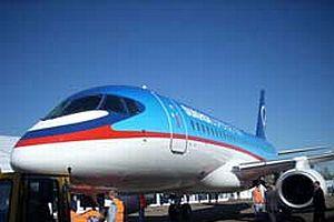 Rusya'nın yepyeni uçağı havalandı.11359