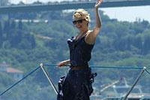 Kylie Minogue, İstanbul'da.11950