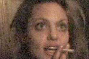 Jolie'nin uyuşturucu görüntüleri ortaya çıktı.9170