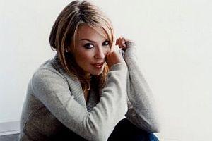 Kylie Minogue'a kaftan hediye edildi.12263